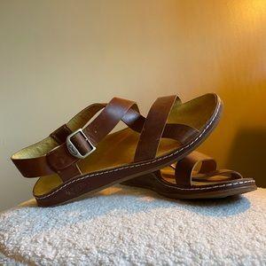Chaco's Women's Wayfarer Leather Sandal Size 9